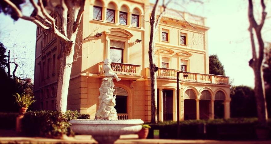 B�nkers y mansiones: la Barcelona burguesa