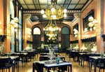 Restaurante Fonda España by Martín Berasategui
