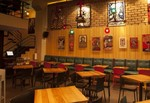 Restaurante La Hamburguesería Salitre