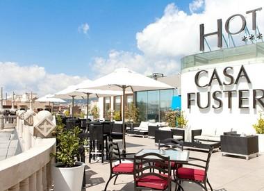 Restaurante fondo do mar barcelona 10 dto - Restaurante casa fuster barcelona ...
