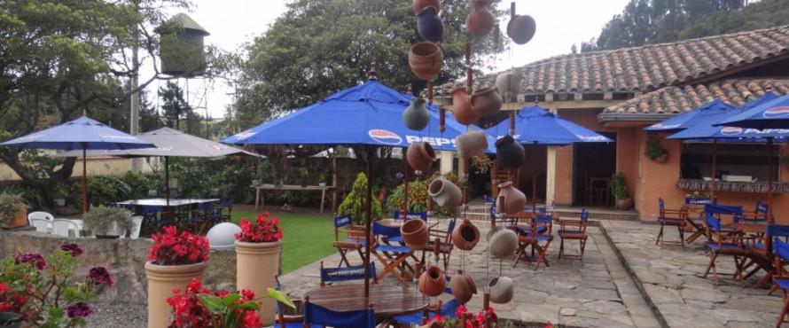 Restaurante casa de campo ch a for Restaurantes casa de campo