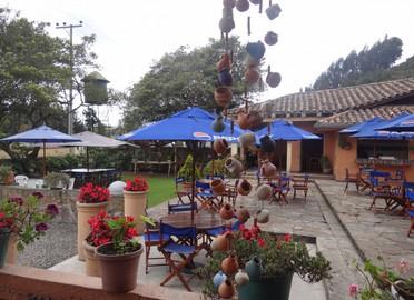 Restaurantes restaurantes campestres for Restaurantes casa de campo
