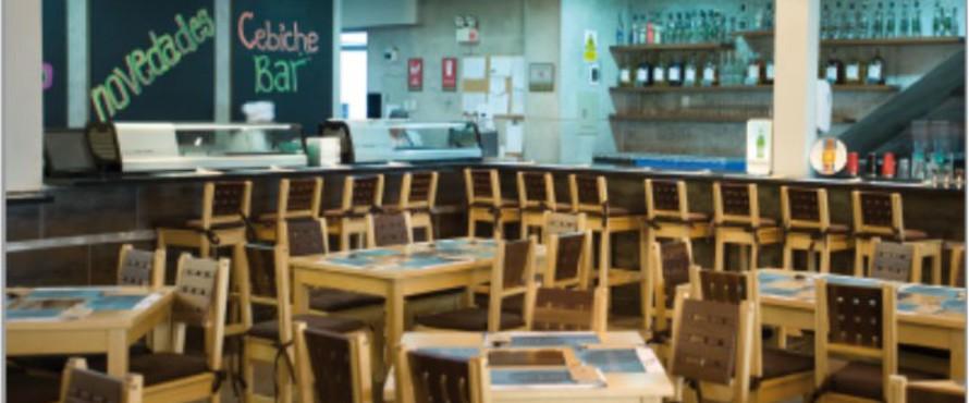 Restaurante se or lim n san miguel lima for Decoraciones para cevicherias