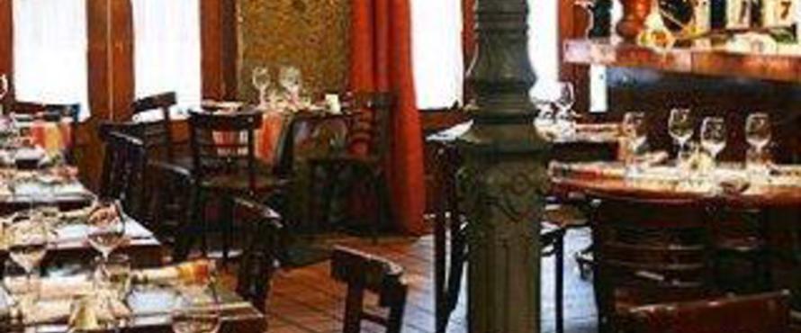 Restaurante le petit bistrot madrid for El jardin prohibido restaurante