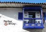 Restaurante The Real McCoy
