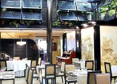 Restaurante t mara casa lorenzo madrid - Restaurante tamara madrid ...