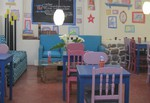 Restaurante Blue LLama Café