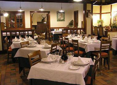 Restaurante artebakarra bilbao - Decoracion bilbao ...