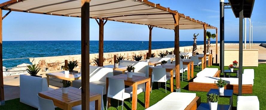 Boo restaurant beach club barcelona 20 dto for Beach club barcelona