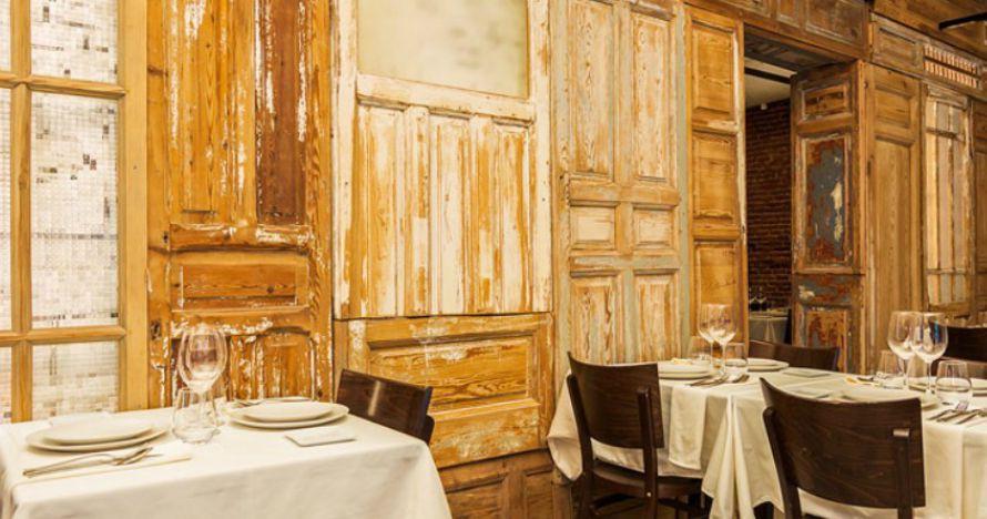 restaurante romantico Restaurante La Fragua de Sebín