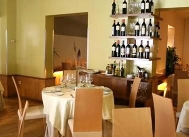 Restaurante fishka madrid for Pizza jardin marcelo spinola