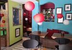 Restaurante Café para Dos