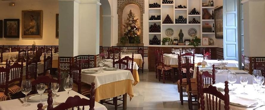 Restaurante romantico El Giraldillo