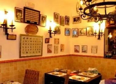 Restaurante amargo place to be madrid - Casa perico madrid ...