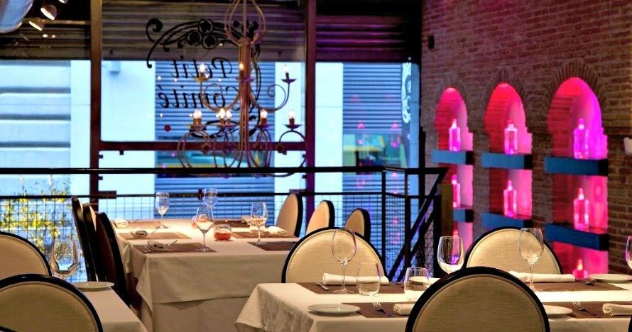 Restaurante Petit Comité pack romantico