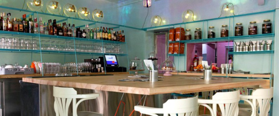 Restaurante ojal madrid for Bar restaurante el jardin zamora