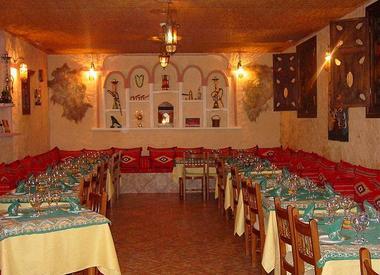 Restaurante El Jardin Secreto Madrid Atrapalo Com