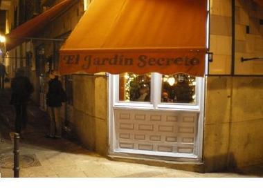 Restaurante ojal madrid - Restaurante el jardin secreto ...
