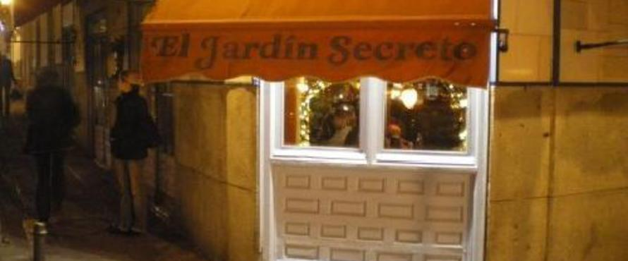 Restaurante El Jardín Secreto, Madrid - Atrapalo.com