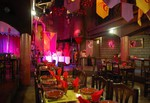 Restaurante El Castillo de Las Tinieblas