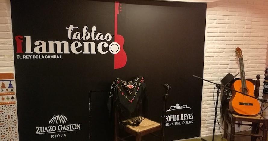 Restaurante El Rey De La Gamba 1 El Tablao De La Barceloneta Barcelona Atrapalo Com