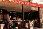 Restaurante Confiteria Torres Isidora Goyenechea
