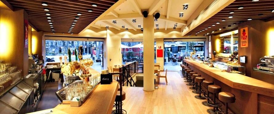 Restaurante tapa tapa passeig de gr cia barcelona - Restaurantes passeig de gracia ...
