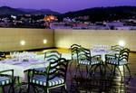 Restaurante Terraza Barbacoa Hotel Andalucía Center