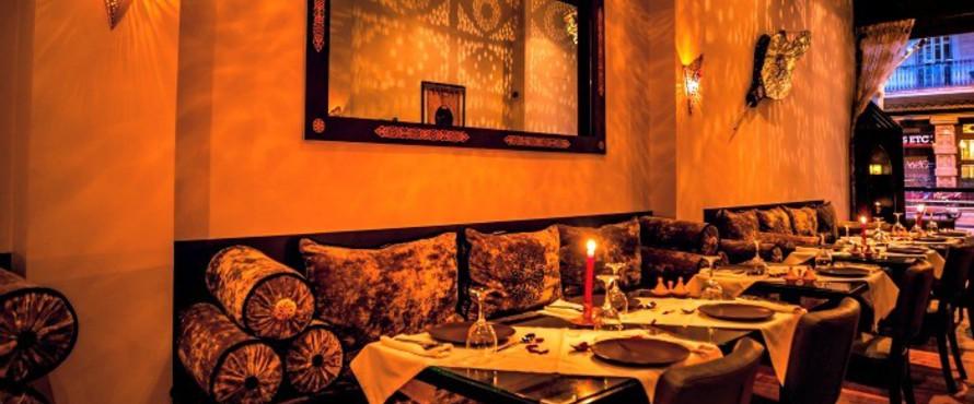 Restaurante La Mamounia Bcn
