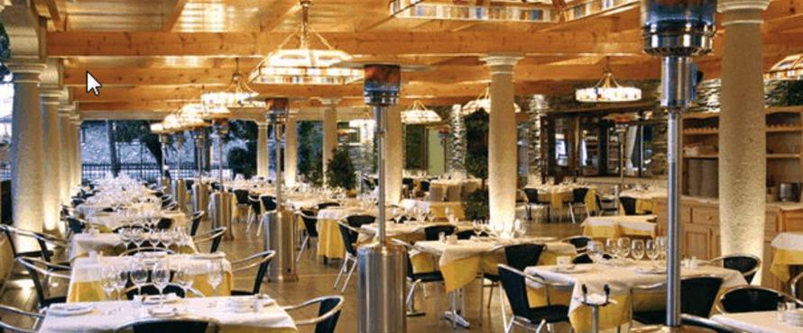 Restaurante sala guadarrama for El salas restaurante