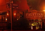 Restaurante Faustina