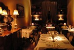 Restaurante Gárgola Salón Privado