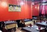Restaurante Mughul Indian