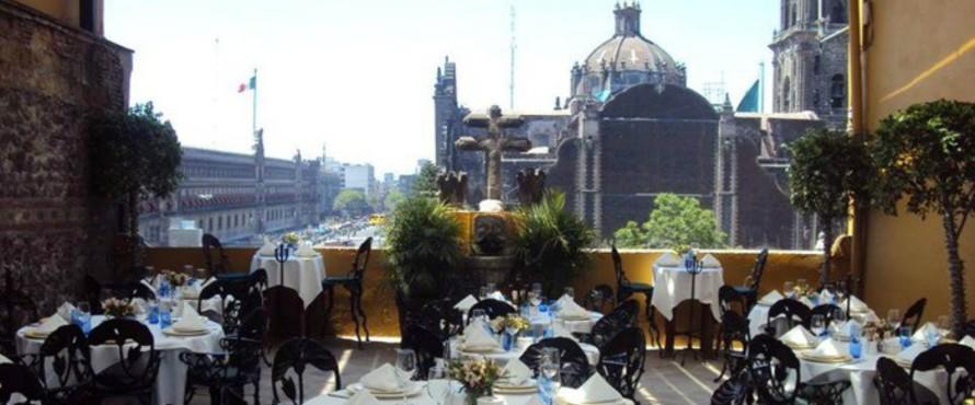 Restaurante la casa de las sirenas ciudad de m xico for Restaurante la terraza de la casa barranquilla