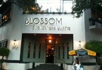 Restaurante Blossom, Del Valle