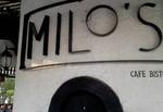 Restaurante Milos Bistro