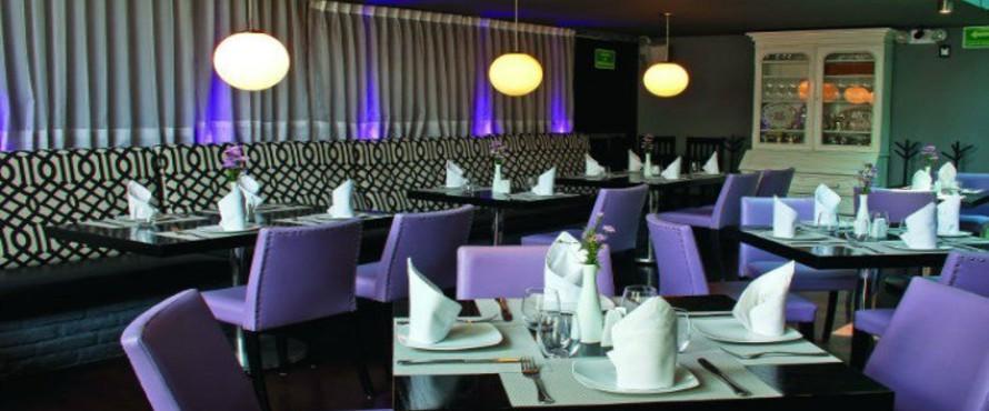 Eloise Restaurant Mexico City