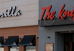Restaurante The Knife