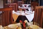 Restaurante Villa Dante, Terraza & Lounge