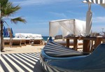 Restaurante The Beach Club at The Hard Rock Hotel Ibiza