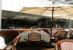 Restaurante Odeon, Antara