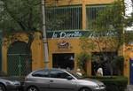 Restaurante La Parrilla Argentina, Roma