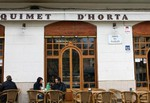 Restaurante Qimet d´Horta
