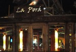 Restaurante La Porá