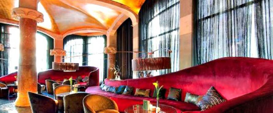 Restaurante caf vien s hotel casa fuster barcelona - Restaurante casa fuster barcelona ...
