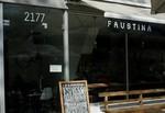 Restaurante Faustina Café