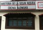 Restaurante Hostería De La Selva Negra