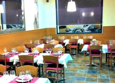Restaurante arc iris barcelona - Restaurante al punt barcelona ...
