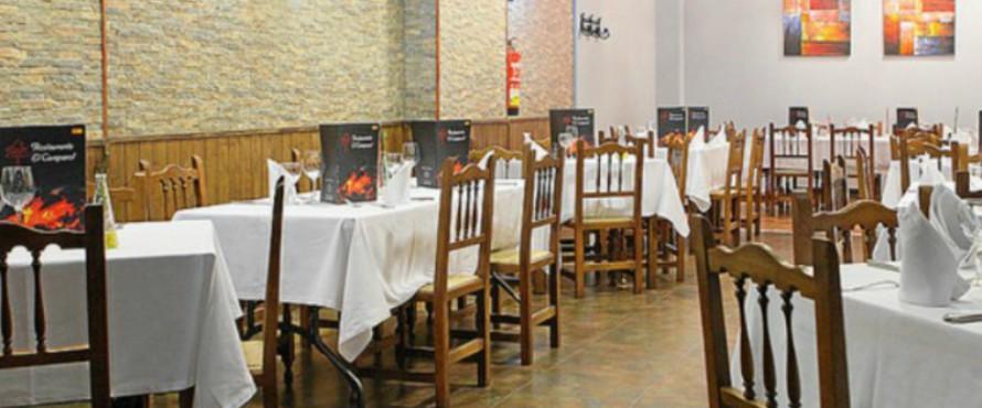 Restaurante el camparol zaragoza for Cocina aragonesa zaragoza
