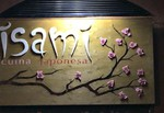 Restaurante Isami